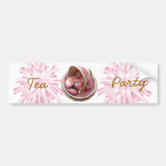 Tea Party! Bumper Sticker