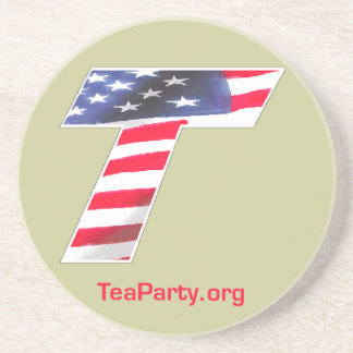 TEA PARTY Coaster