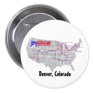 Tea Party Express III Pins