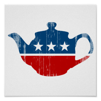 TEA PARTY - Faded.png Poster