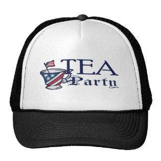 Tea Party Flag Hat