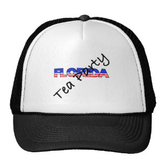 TEA PARTY FOR FLORIDA CAP