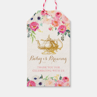 Tea Party Gift Tags
