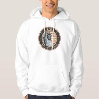 Tea Party Hooded Sweatshirts