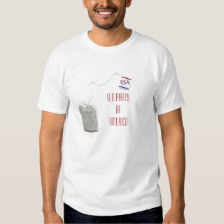 Tea Party of America Tee Shirts