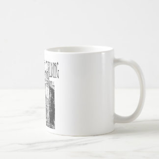 Tea party Pitchfork protest Coffee Mug