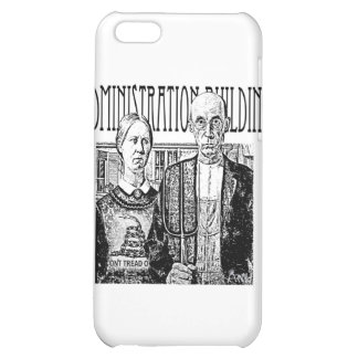 Tea party Pitchfork protest iPhone 5C Cover
