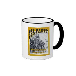 Tea Party Plea to Defend Mugs