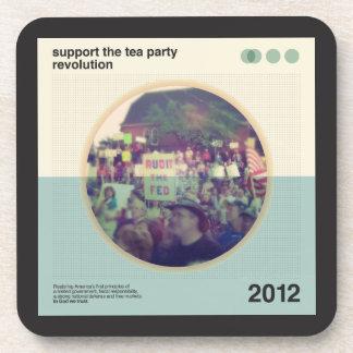Tea Party Revolution Drink Coasters