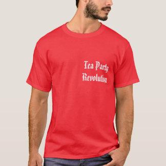 Tea Party Revolution T-Shirt