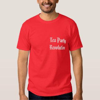Tea Party Revolution Tee Shirt