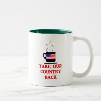 Tea Party Shirts, Mugs, Stickers