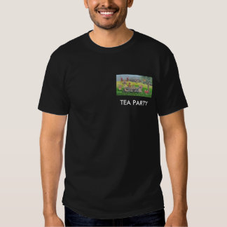 TEA PARTY T-SHIRTS