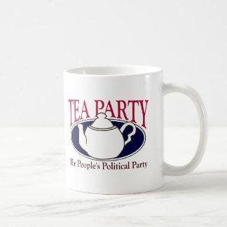 Tea Party Tax Day mug