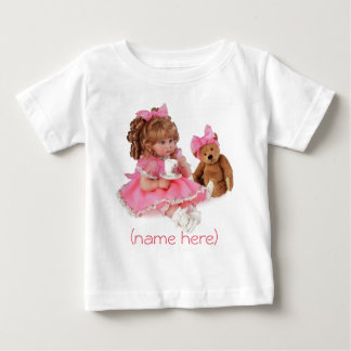 TEA PARTY TIME BABY T-Shirt