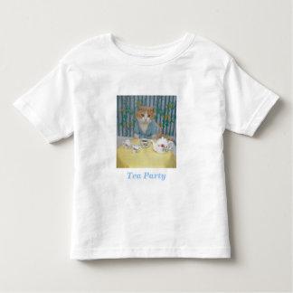 Tea Party Toddler T-Shirt