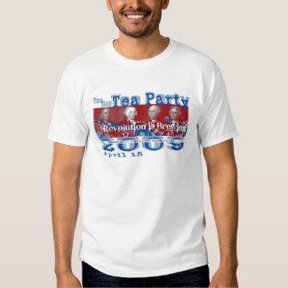 Tea Party Tshirts