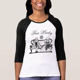 tea party womens shirt