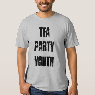 Tea Party Youth Shirts