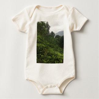 Tea Plantation Baby Bodysuit