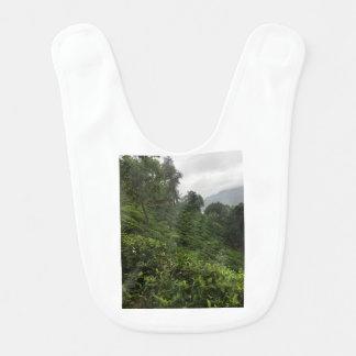Tea Plantation Bib