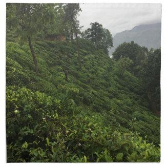 Tea Plantation Napkin