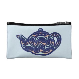 Tea Pot Makeup Bag