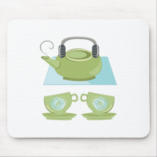 Tea Pot Mouse Pad
