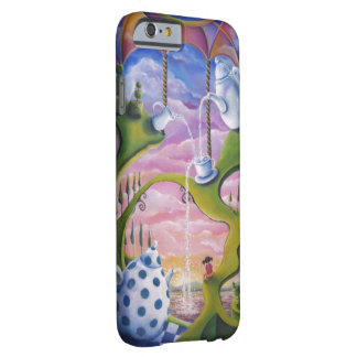 Tea Pot Party iPhone 6/6s design Barely There iPhone 6 Case