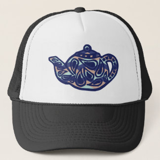 Tea Pot Trucker Hat