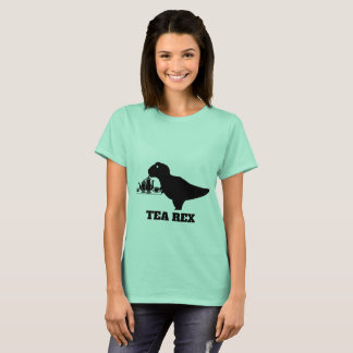 Tea Rex Shirt - Tea Party T-Rex