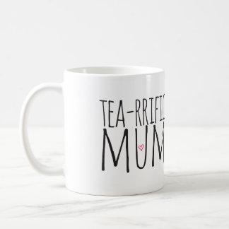 Tea-rrific Mum mug