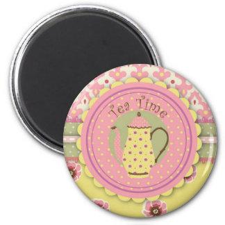 Tea Service Magnet