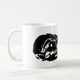 Tea skull coffee mug