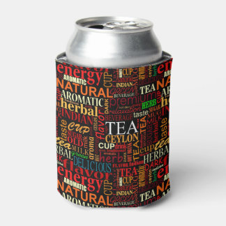 Tea tags can cooler