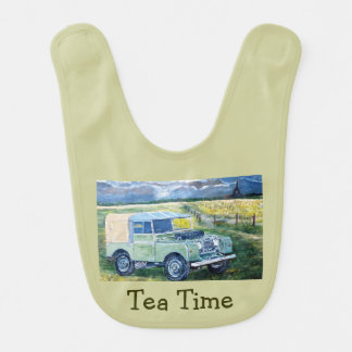 Tea Time Bib