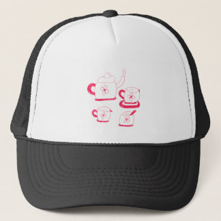 Tea Time Cap