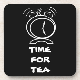 Tea Time Drink Coaster