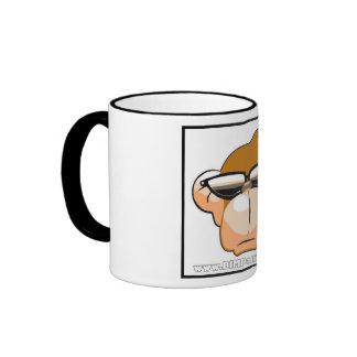 Tea Time for BIMPanzee's Ringer Mug