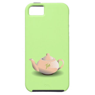 Tea Time iPhone 5/5s Cell Phone Case