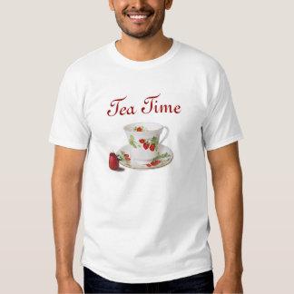 Tea Time mens shirt