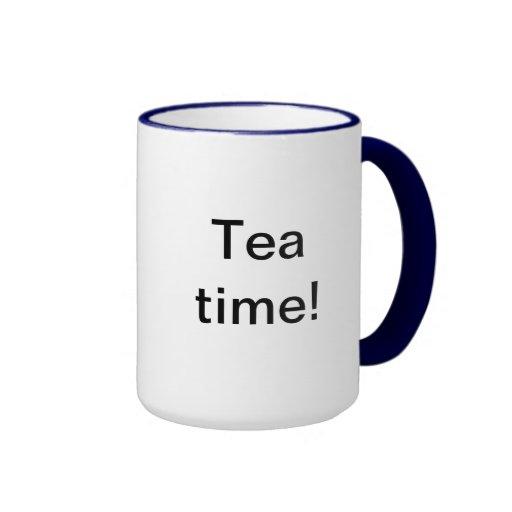 Tea time! mug