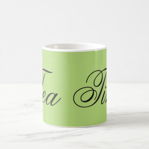 Tea time coffee mugs