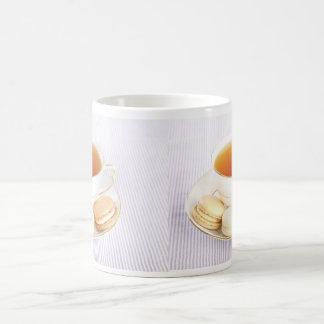 Tea Time Basic White Mug
