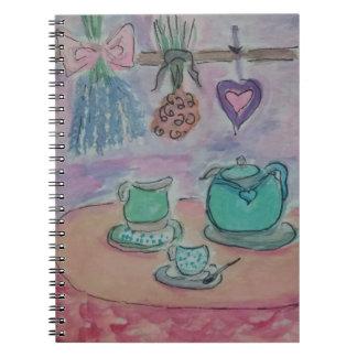 tea-time notebook