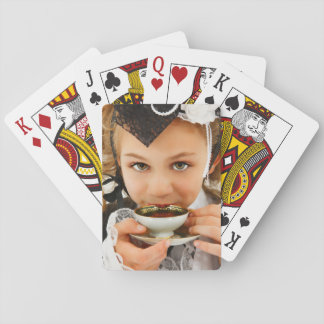 Tea Time Playing Cards