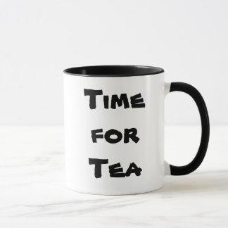 Tea Time (right hand) Mug