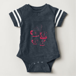 Tea Time Sport Babies Bodysuit