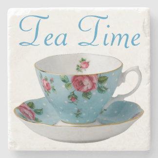 Tea Time Stone Coaster