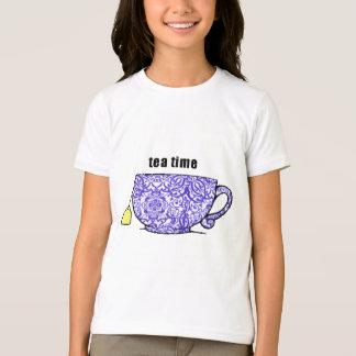 Tea Time Tee Shirt